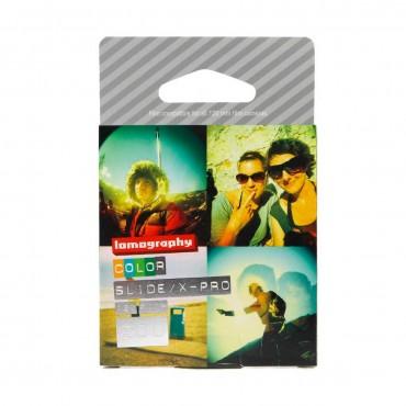 X-Pro diapositiva 200 120 (pack de 3) de Lomography
