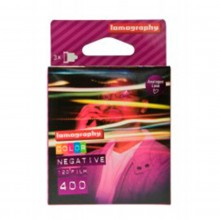 Negativo Color 400 ISO 120 Pack de 3 de Lomography