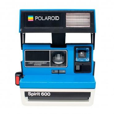 Comprar Cámara Polaroid 600 Azul