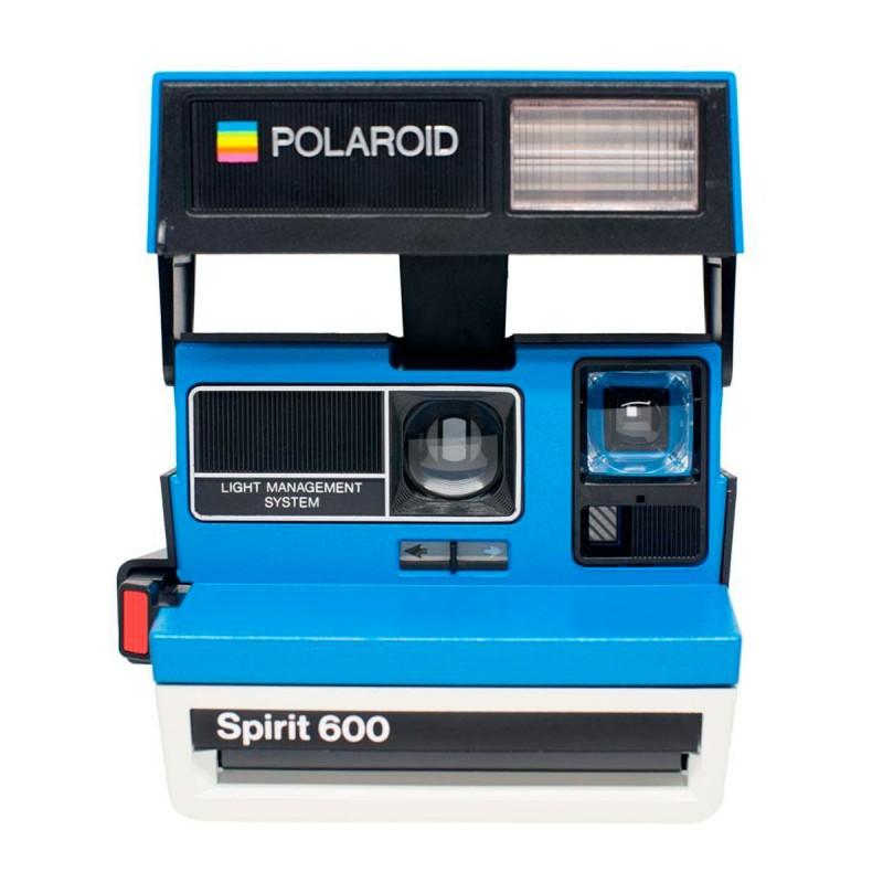 Comprar Cámara Polaroid 600 Azul 2a469e6888