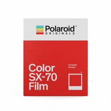 Comprar Película Color SX70 de Polaroid Originals