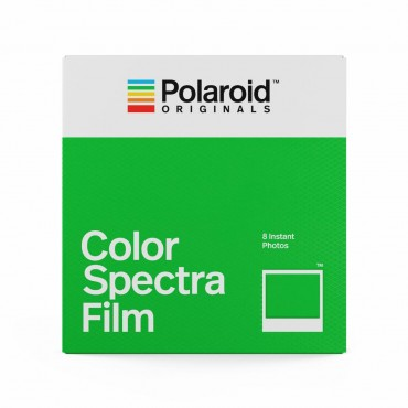Comprar Película Color Spectra de Polaroid Originals