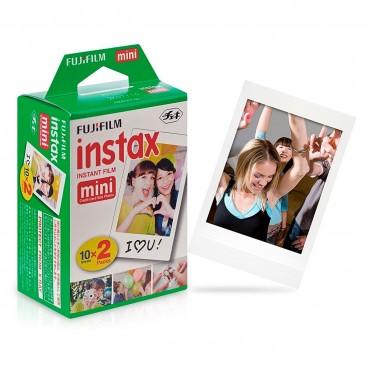 Comprar Película Fuji Instax Mini Pack de 10x2