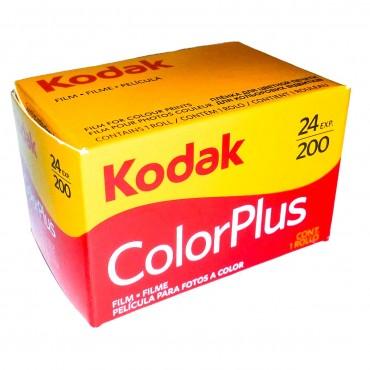 Comprar Película Kodak ColorPlus 24exp 200 ISO de 35mm
