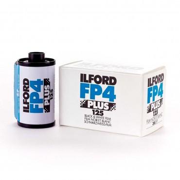 Comprar Película Ilford FP4 125 Plus de 35mm