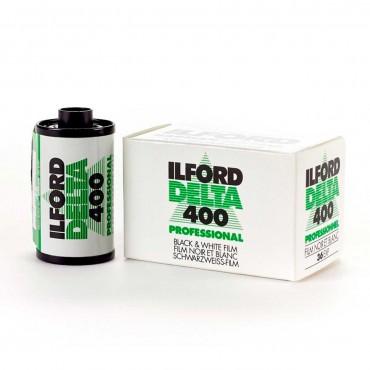 Comprar Película Ilford DELTA DP400 de 35mm