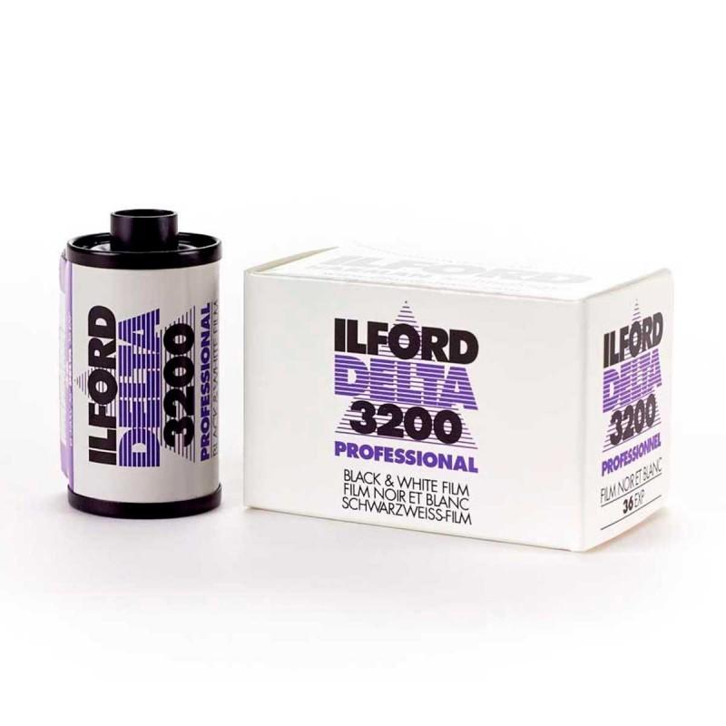 Comprar Película Ilford DP3200 de 35mm