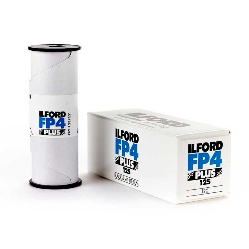Comprar Película Ilford FP4 Plus 125 de 120mm