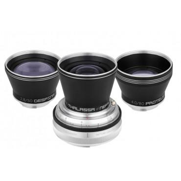 Pack lentes Artísticas Neptune - Montura Nikon F