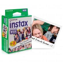 Película Fuji Instax Wide Pack de 10x2