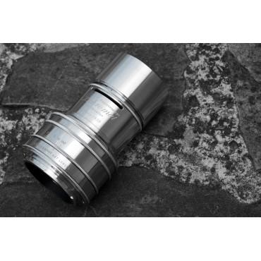 Lente Cromada Daguerreotype Achromat 2.9/64- Montura Canon EF