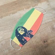 Mascarilla personalizada Bob Marley