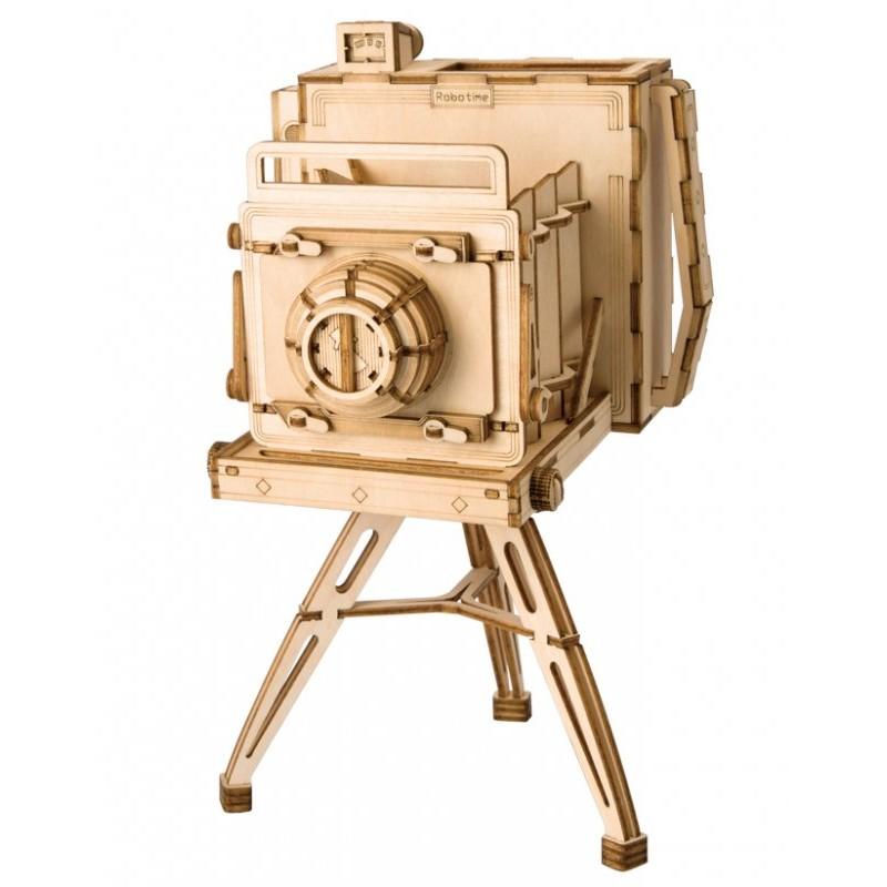 Puzzle 3D Camara Vintage de Pichler
