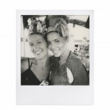Película Blanco y Negro I-Type de Polaroid Originals