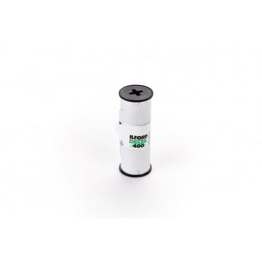 Película Ilford DP400 Delta 400 de 120mm