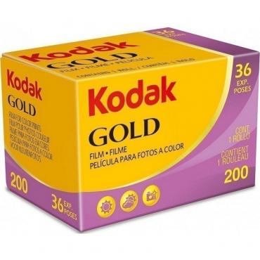 COMPRAR PELÍCULA KODAK GOLD 200 36 EN STOCK