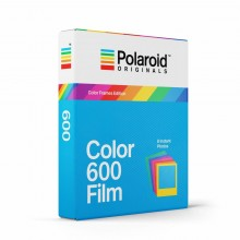 Comprar Película Color 600 Marcos de Colores de Polaroid Originals