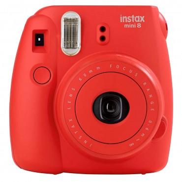 Fuji Instax Mini 8 Roja