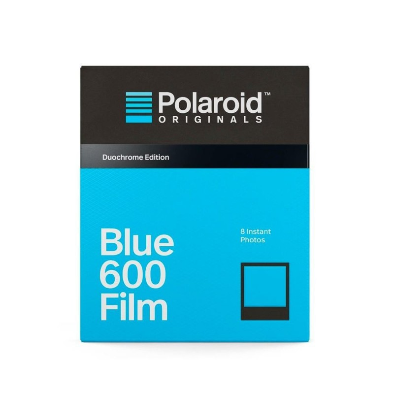 Comprar Película Color 600 Black & Blue de Polaroid Originals