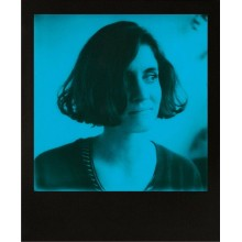 Comprar Película Color 600 Black & Blue de Polaroid Originals