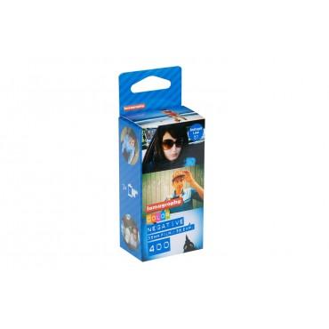 Película a Color 400 ISO 35mm Pack de 3 de Lomography