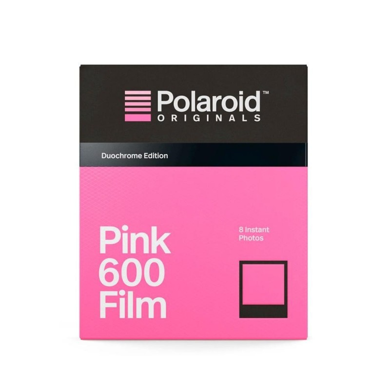 Comprar Película Color 600 Black & Pink de Polaroid Originals